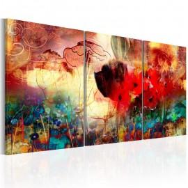 Quadro - Garden of Colours