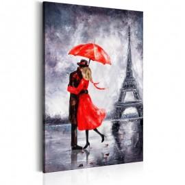 Quadro - Love in Paris