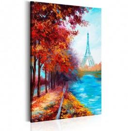 Quadro - Autumnal Paris