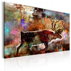 Quadro - Colourful Caribou