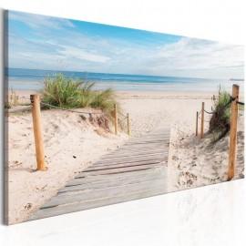 Cuadro - Charming Beach