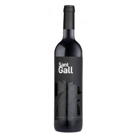 Vino Sant Gall Negre 2010 Tinto 75 Cl.