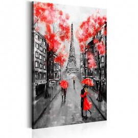 Cuadro - Paris: The City of Love
