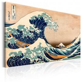 Quadro - The Great Wave off Kanagawa (Reproduction)