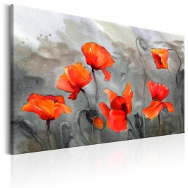 Cuadro - Poppies (Watercolour)