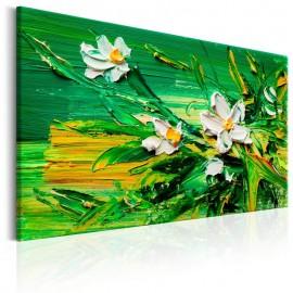 Cuadro - Impressionist Style: Flowers