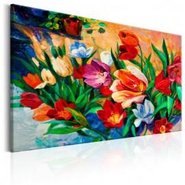 Cuadro - Art of Colours: Tulips