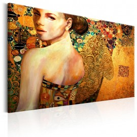 Cuadro - Golden Lady