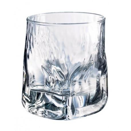 Vaso Bajo Quartz 25 cl. (6UD)