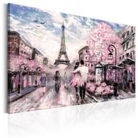 Quadro - Pink Paris