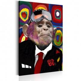 Quadro - Mr. Monkey