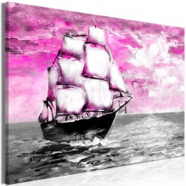 Quadro - Spring Cruise (1 Part) Wide Pink