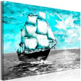Quadro - Spring Cruise (1 Part) Wide Blue