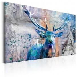 Quadro - Blue Deer