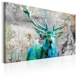 Cuadro - Green Deer