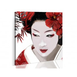 Cuadro - Geisha japonesa