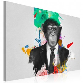 Cuadro - Mr Monkey
