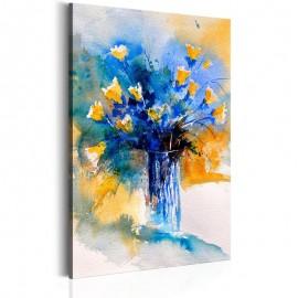 Quadro - Flowery Artistry