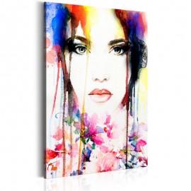 Quadro - Colourful Lady