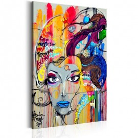 Quadro - Colourful Thoughts
