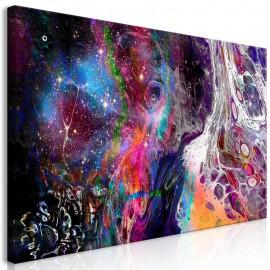Quadro - Colourful Galaxy (1 Part) Wide