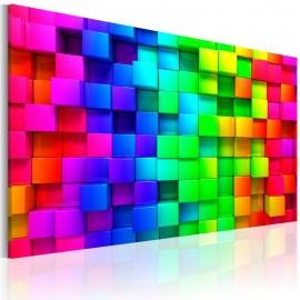 Cuadro - Profundidad de los colores