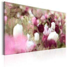 Cuadro - Meadow of Tulips