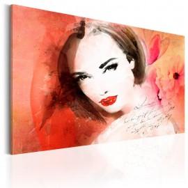 Quadro - Crimson Lady
