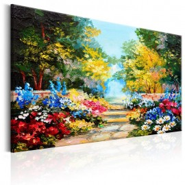 Quadro - The Flowers Alley