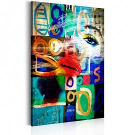 Quadro - Kiss of Modernity