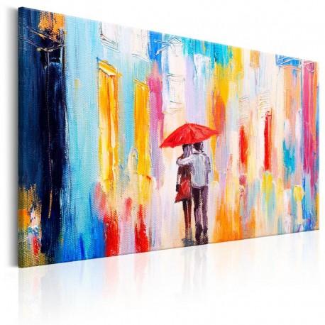 Cuadro - Under the Love Umbrella