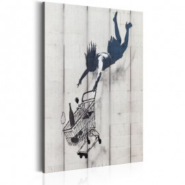 Cuadro - Shop Til You Drop by Banksy