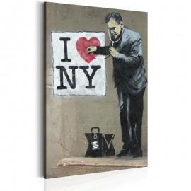 Cuadro - I Love New York by Banksy