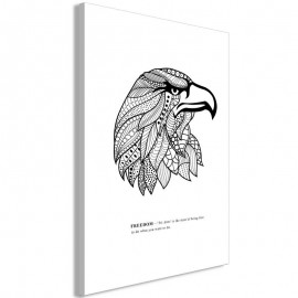 Quadro - Eagle of Freedom (1 Part) Vertical