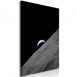 Quadro - Lonely Planet (1 Part) Vertical