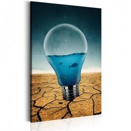 Cuadro - Aquarium of Ideas