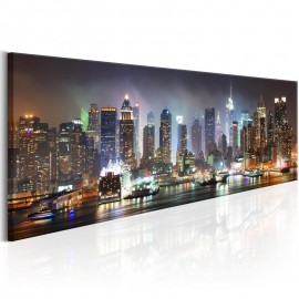 Quadro - White reflections in New York