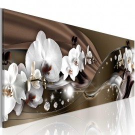 Quadro - Chocolate Dance of Orchid