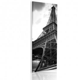 Cuadro - París onírico: en blanco y negro