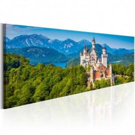 Cuadro - Magic Places: Neuschwanstein Castle