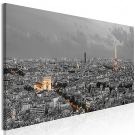 Quadro - Panorama of Paris (1 Part) Narrow