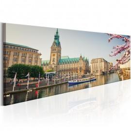 Quadro - Hamburg Town Hall
