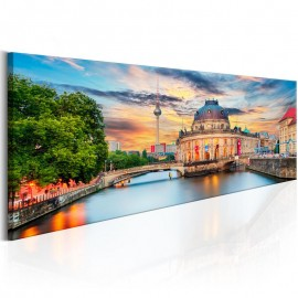 Quadro - Berlin: Museum Island