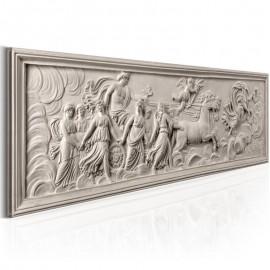 Quadro - Relief: Apollo and Muses