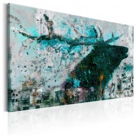 Cuadro - Sapphire Deer