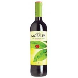 Vino Venta Morales Orgánico n/a Tinto 75 Cl. (12 unidades)