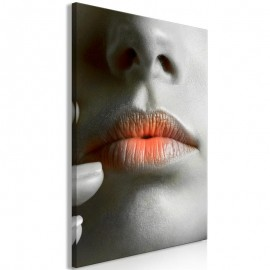 Cuadro - Hot Lips (1 Part) Vertical