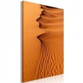 Quadro - Sandy Shapes (1 Part) Vertical