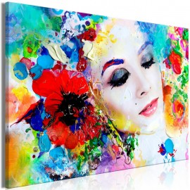 Quadro - Colourful Thoughts (1 Part) Wide