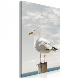 Cuadro - Seagull (1 Part) Vertical